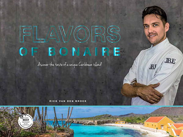 flavors of bonaire book cover